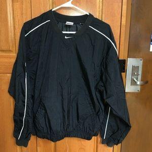 Nike pullover windbreaker size medium